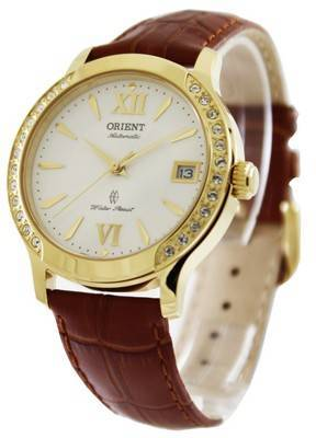 Orient Automatic Swarovski Crystals ER2E003W Women's Watch