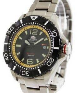 Orient Automatic M-Force Titanium SDV01002B0 SDV01002B Men's Watch