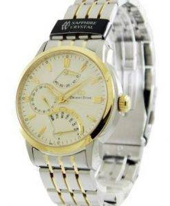Orient Star Retrograde Power Reserve SDE00001W Men's Watch