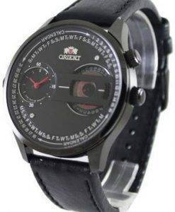 Orient Dual Dial Automatic FXC00002B Men's Watch