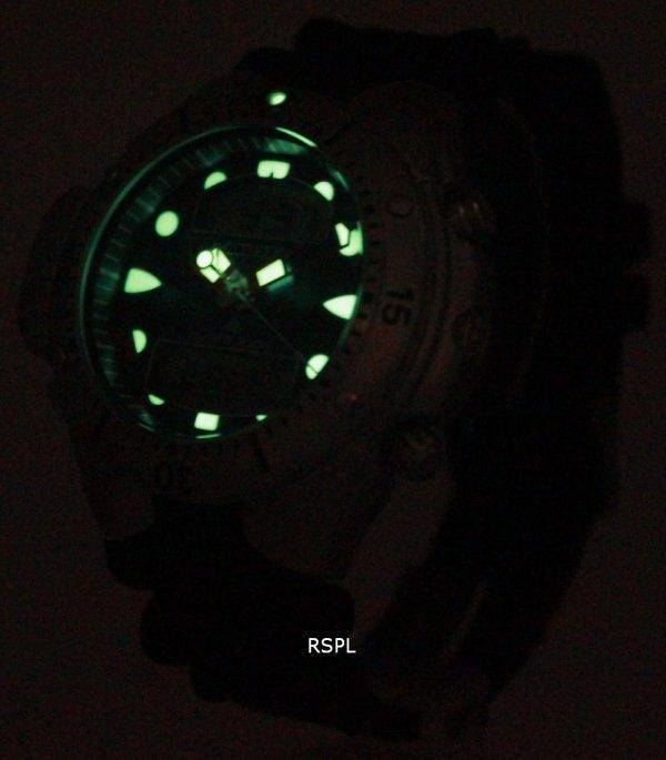 Citizen Aqualand Diver Depth Meter Promaster Sea Watch JP1060-01L JP1060