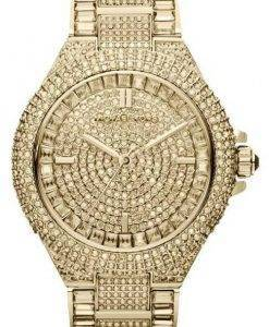 Michael Kors Camille Swarovski Crystal Encrusted MK5720 Womens Watch
