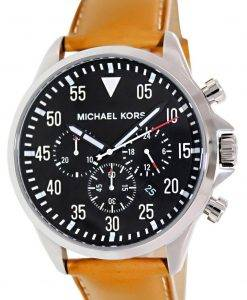 Michael Kors Black Chronograph MK8333 Mens Watch