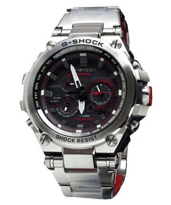 Элитная серия MRG-G1000 в титане G-Shock MRG