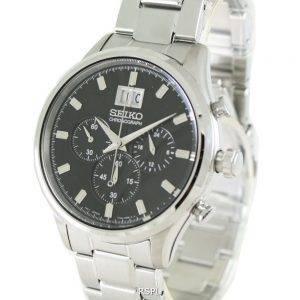 Seiko Mens Watch Neo Classic Chronograph SPC083P1 SPC083P SPC083
