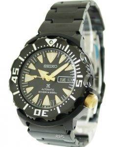 Seiko Prospex Air Diver 200M Monster SRP583K1 SRP583K Mens Watch