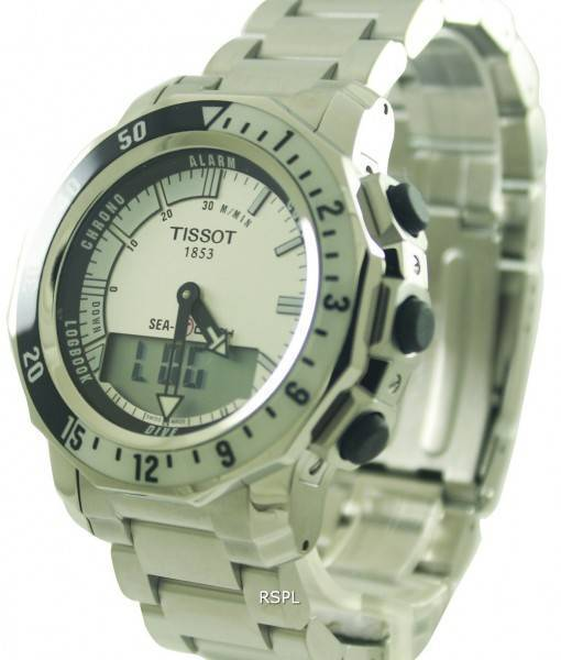 Tissot Sea Touch T026.420.11.031.00 Mens Watch: A Sea Of Diving Solutions