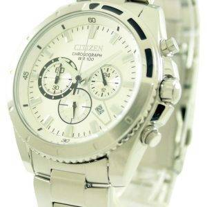Citizen Chronograph AN8010-55A Men's Watch