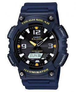 Casio Analog Digital Tough Solar AQ-S810W-2AVDF AQ-S810W-2AV Mens Watch