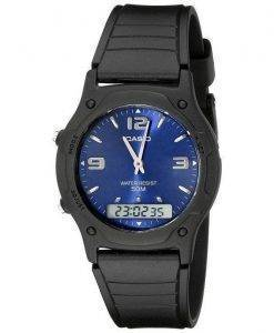Casio Analog Digital Quartz Dual Time AW-49HE-2AVDF AW-49HE-2AV Mens Watch