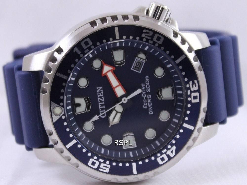 8ba5427e9 Citizen Eco-Drive Promaster Marine Diver's 200M BN0151-17L Mens Watch