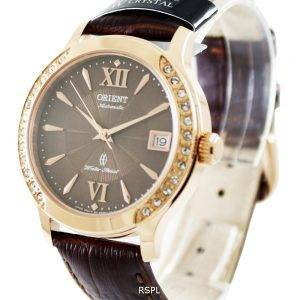 Orient Automatic Fashionable Sapphire Crystal ER2E001T Womens Watch
