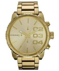 Diesel Double Down Gold