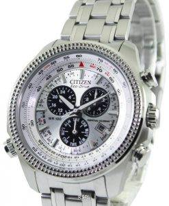 Citizen Eco-Drive Perpetual Calendar Chronograph BL5400-52A Mens Watch