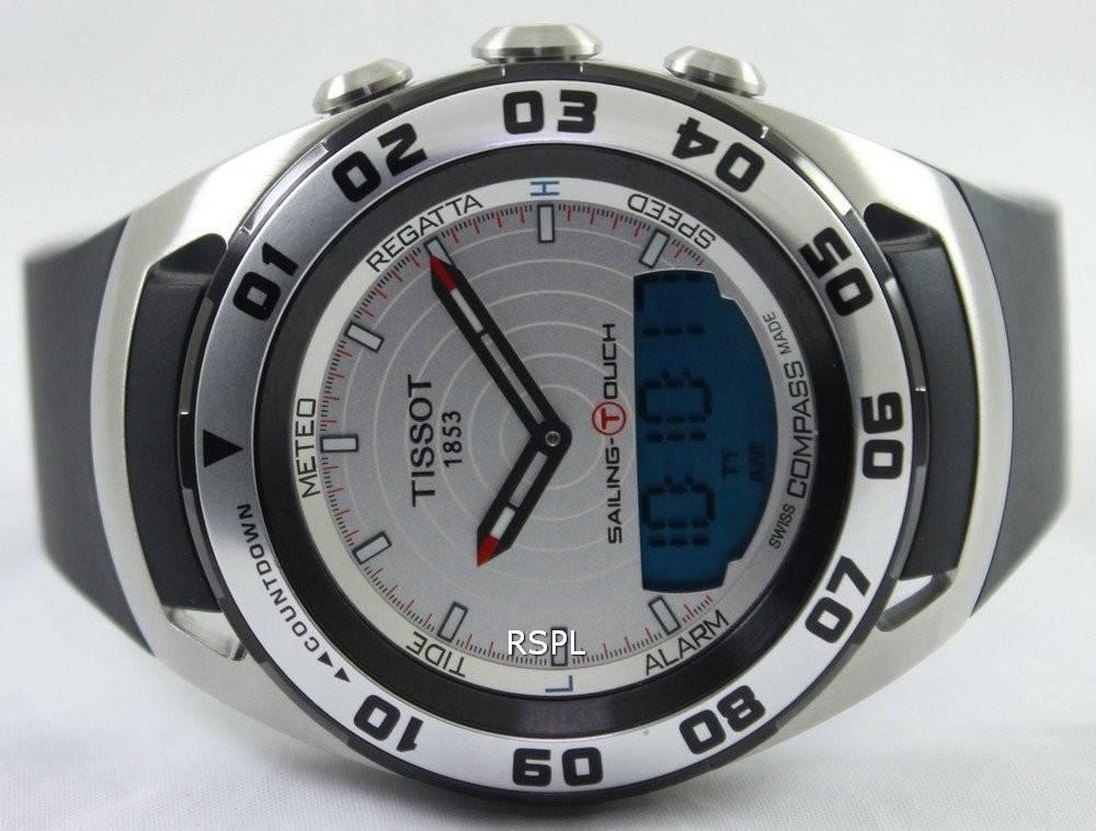 Продаются часы Tissot T-Touch Expert Mens Analog Digital