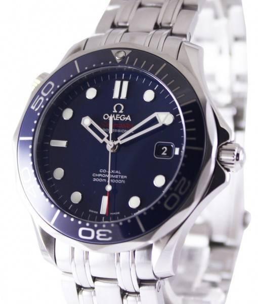Omega Seamaster Professionl Chronometer 300M 212.30.41.20.03.001 Men's Watch