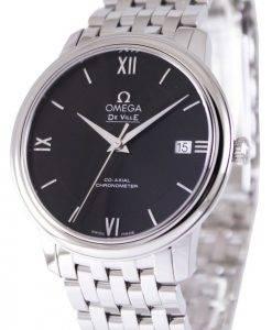 Omega De Ville Prestige Co-Axial Chronometer 424.10.37.20.01.001 Men's Watch