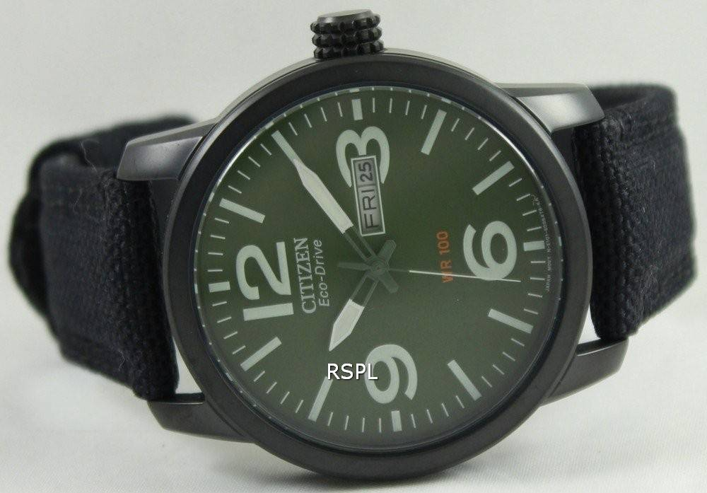 Citizen Eco Drive Military Bm8475 00x Watch Citywatches