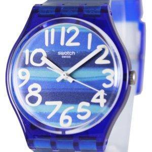 Swatch Originals Linajola Swiss Quartz GN237 Unisex Watch
