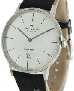 Hamilton Automatic American Classic Intra-Matic H38755751 Mens Watch