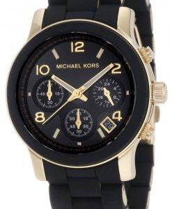 Michael Kors Chronograph Black Catwalk MK5191 Womens Watch