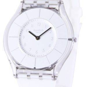 Swatch Classic White Classiness Swiss Quartz SFK360 Women's Watch