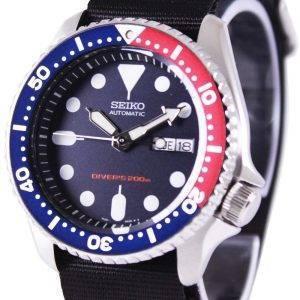 Seiko Automatic Divers 200M NATO Strap SKX009K1-NATO4 Mens Watch