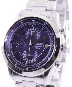 Seiko Chronograph 100M SPC165P1 SPC165P Mens Watch