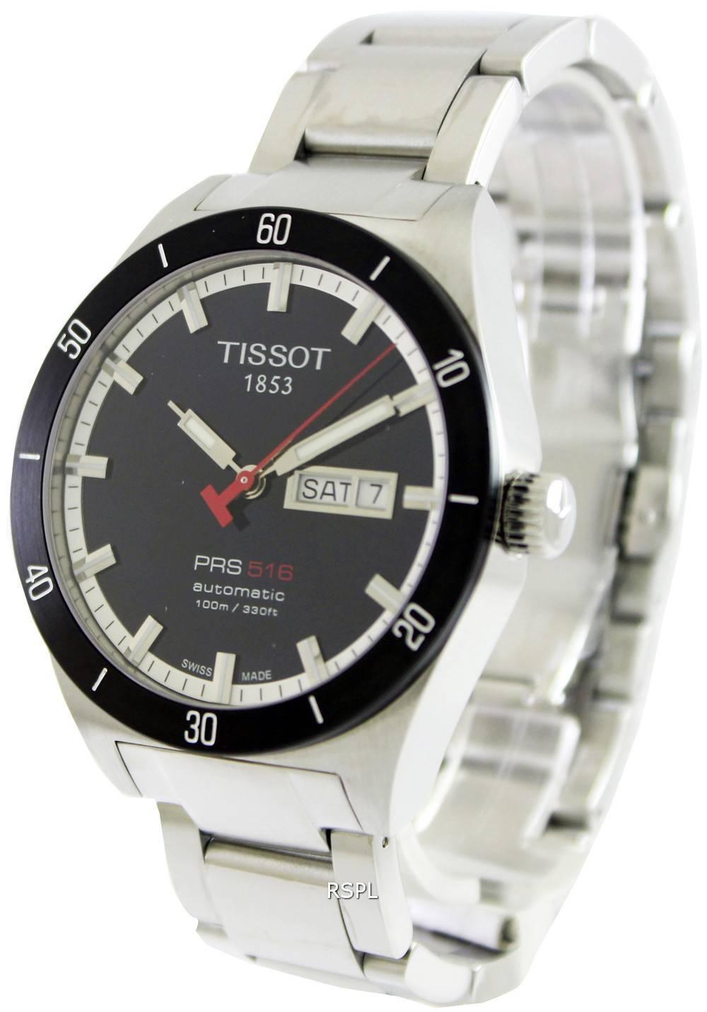 88ee91d6898 Tissot T-Sport PRS 516 Automatic T044.430.21.041.00 Watch ...