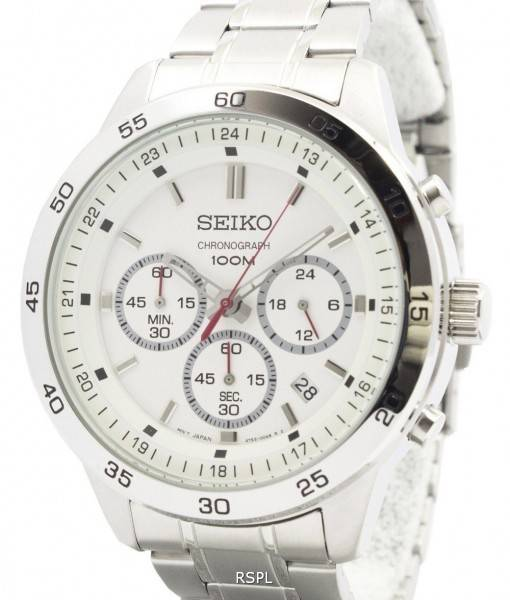 Seiko Neo Sports Chronograph SKS515P1 SKS515P Mens Watch