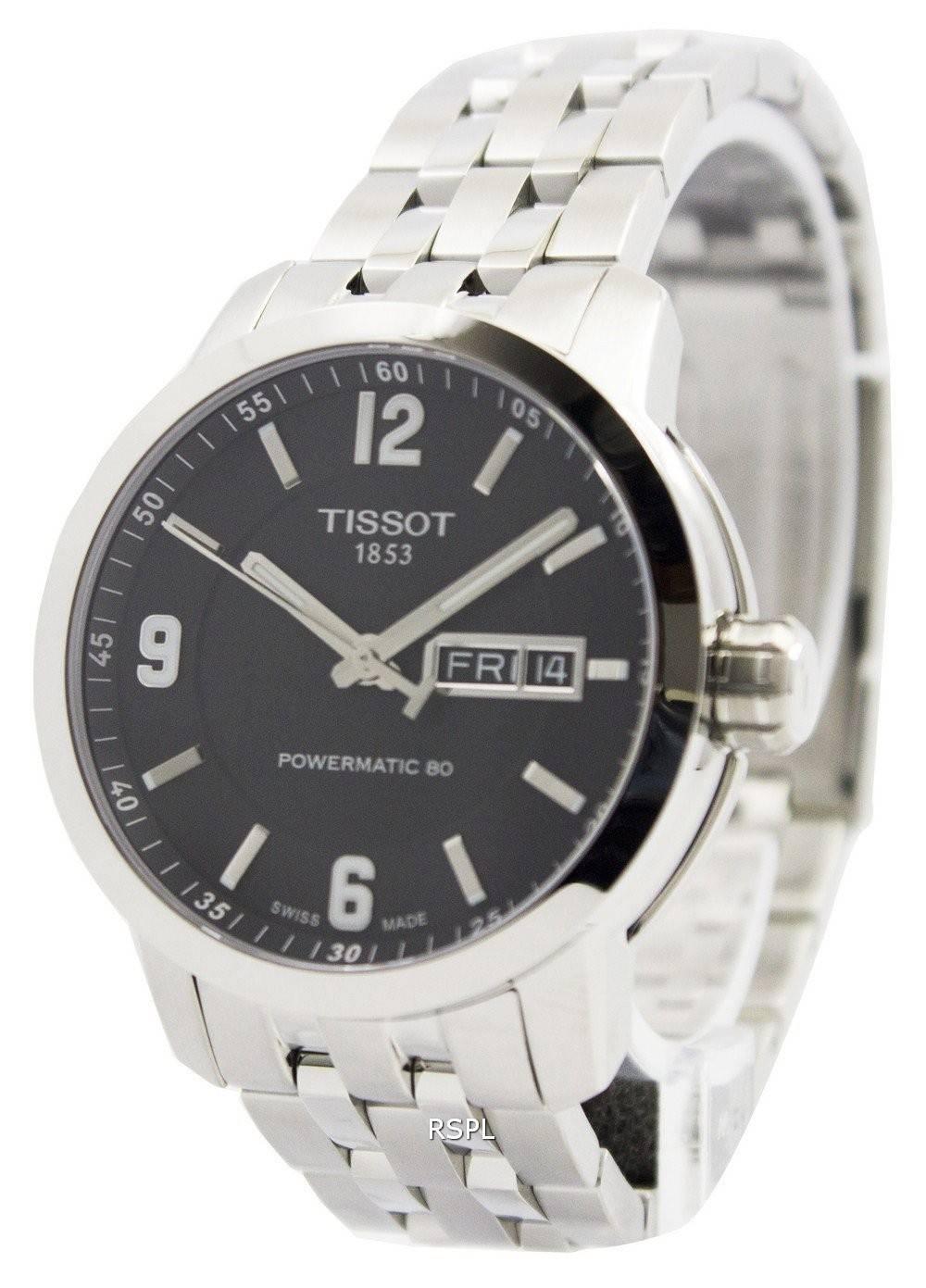 Tissot T Sports Prc 200 Automatic T055 430 11 057 00