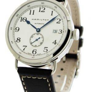 Hamilton Navy Pioneer Automatic H78465553 Mens Watch