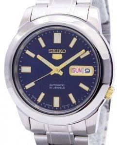 Seiko 5 Automatic 21 Jewels Japan Made SNKK11J1 SNKK11J Men's Watch