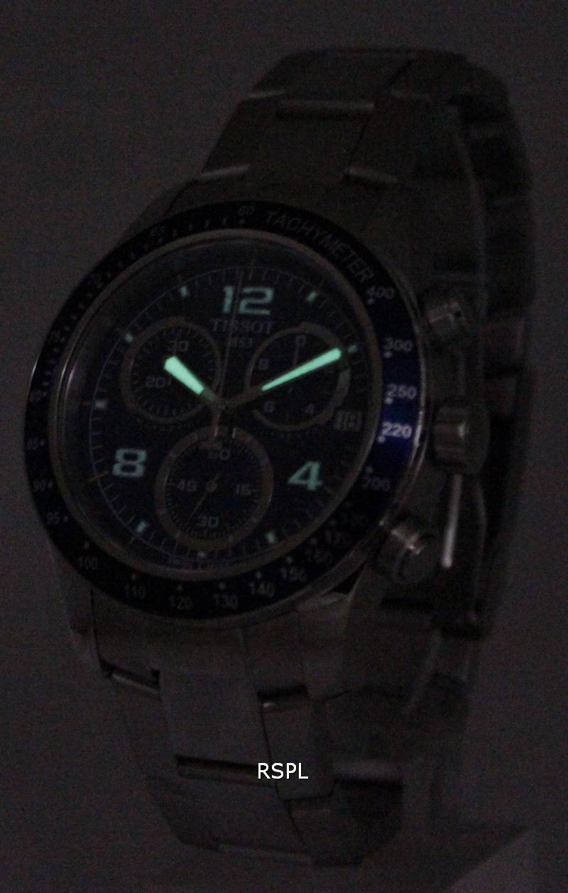 Tissot T Sport V8 Chronograph T039 417 11 047 02 Watch Citywatches
