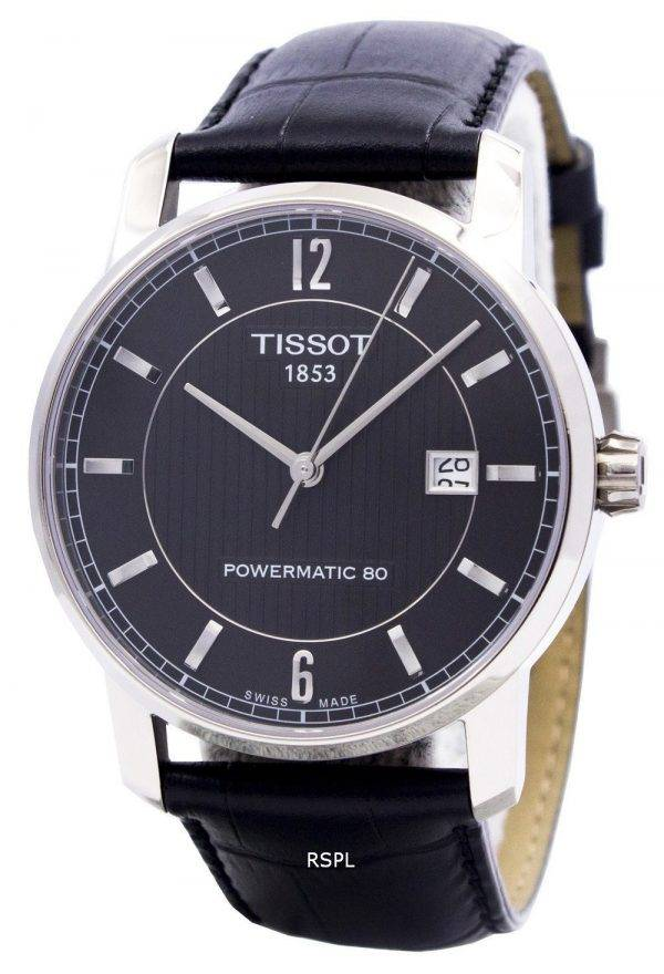Tissot T-Classic Titanium Automatic T087.407.46.057.00 T0874074605700 Mens Watch