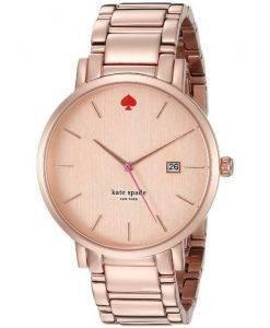 Kate Spade New York Gramercy Grand Rose Gold 1YRU0641 Womens Watch