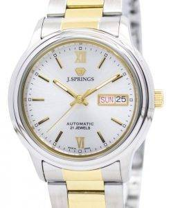 J.Springs by Seiko Automatic 21 Jewels Japan Made BEB529 Men's Watch
