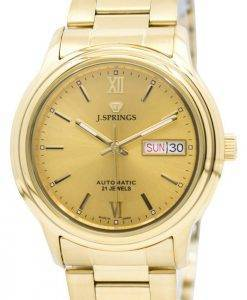 J.Springs by Seiko Automatic 21 Jewels Japan Made BEB530 Men's Watch