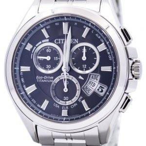 Citizen Eco Titanium Radio Control BY0051-55E / BY0050-58E Mens Watch