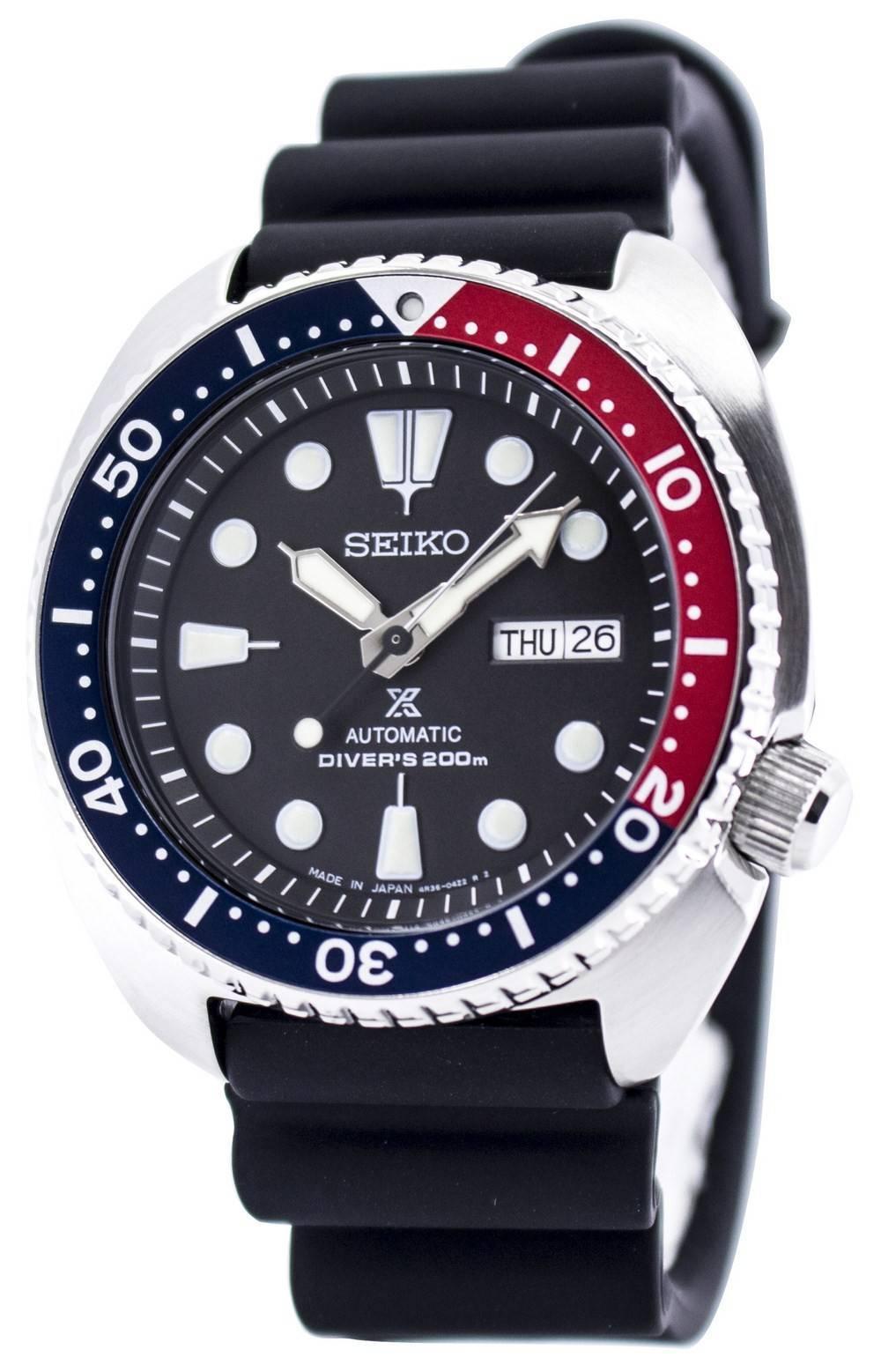 Seiko Prospex Turtle Automatic Diver S 200m Srp779j1
