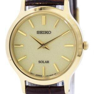 Seiko Solar SUP302 SUP302P1 SUP302P Womens Watch