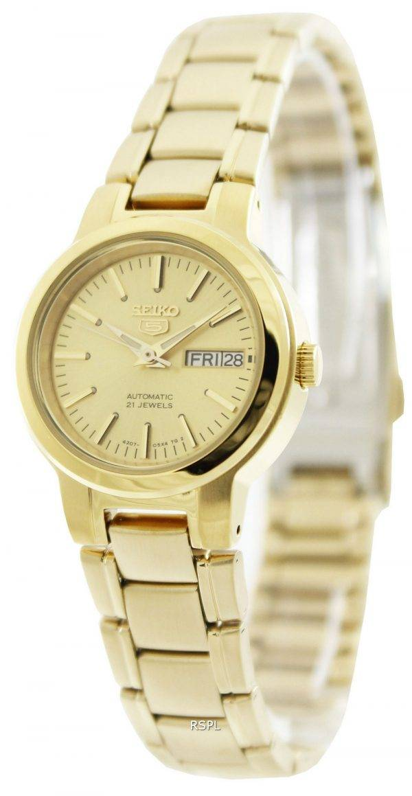 Seiko 5 Automatic 21 Jewels SYME46 SYME46K1 SYME46K Womens Watch