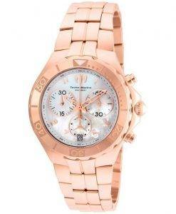 TechnoMarine Pearl Sea Collection Chronograph TM-715005 Womens Watch