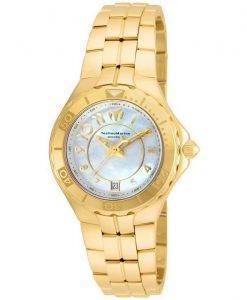 TechnoMarine Pearl Sea Collection Quartz TM-715009 Womens Watch