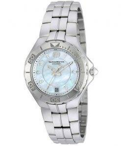 TechnoMarine Pearl Sea Collection Quartz TM-715012 Womens Watch
