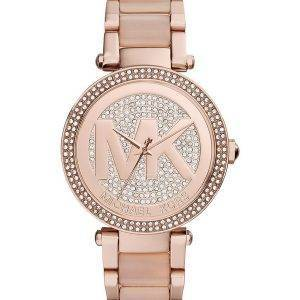 Michael Kors Parker Crystal Pave MK6176 Womens Watch