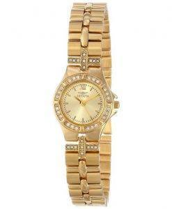 Invicta Wildflower Collection Crystal Accented 0134 Womens Watch