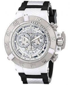 Invicta Subaqua Chronograph Tachymeter 200M 0924 Mens Watch
