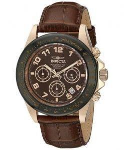 Invicta Speedway Chronograph 200M 10712 Mens Watch