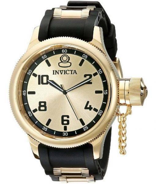 Invicta Russian Diver Swiss Quartz 1438 Mens Watch
